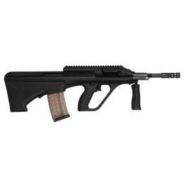 STEYR Arms AUG A3 Flat Top SA, .223 Rem., Picatinnyschiene, 417mm, Mündungsbremse, 9 Schuss