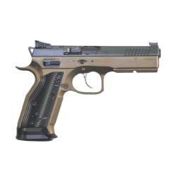 CZ Shadow 2 Bronze, OR, 120mm, 9mm Para, 19 Schuss