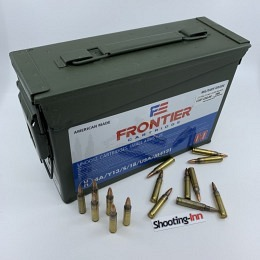 223 55gr Frontier VE500 Blechbox