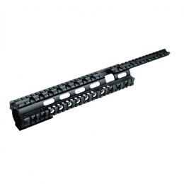 Leapers Ruger 10/22 Tactical Quad Rail System Black