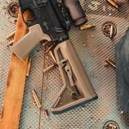Magpul MOE SL Carbine Stock Mil Spec Dark Earth